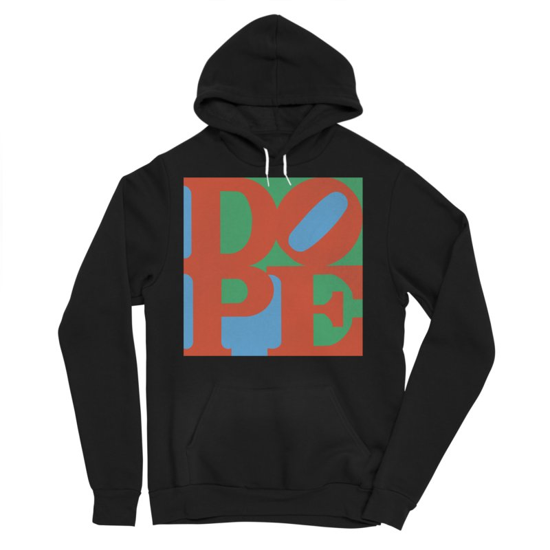 Dope Men's Sponge Fleece Pullover Hoody by Rodrigobhz