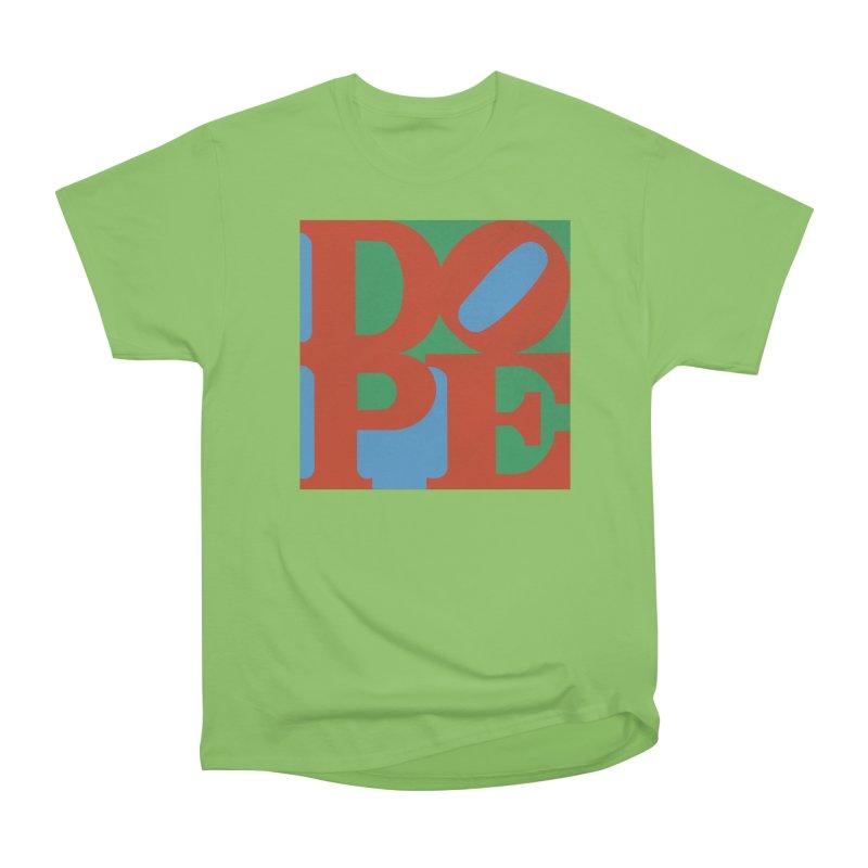 Dope Men's Heavyweight T-Shirt by Rodrigobhz