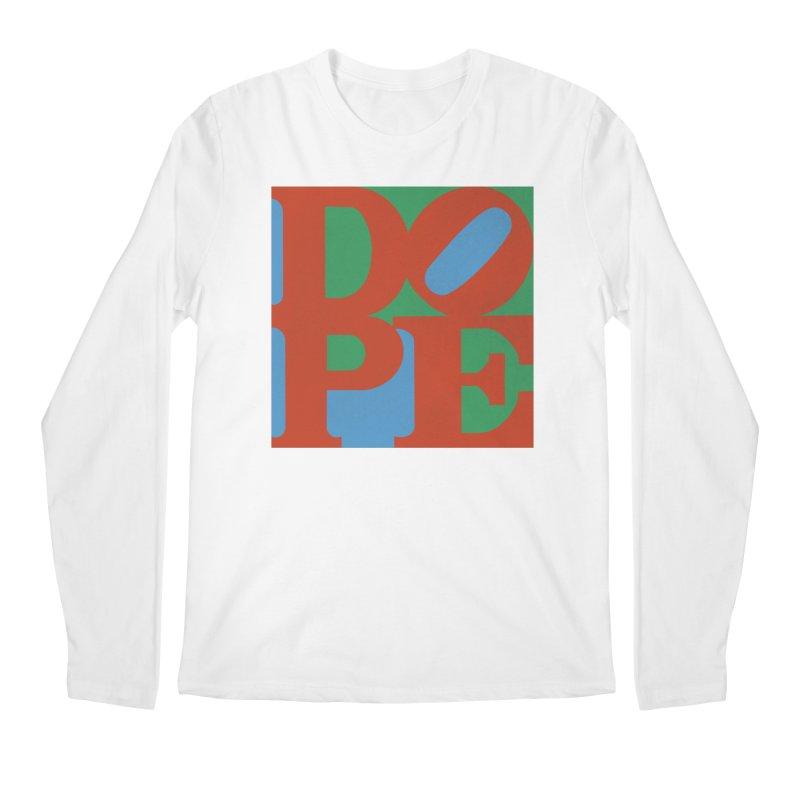 Dope Men's Regular Longsleeve T-Shirt by Rodrigobhz