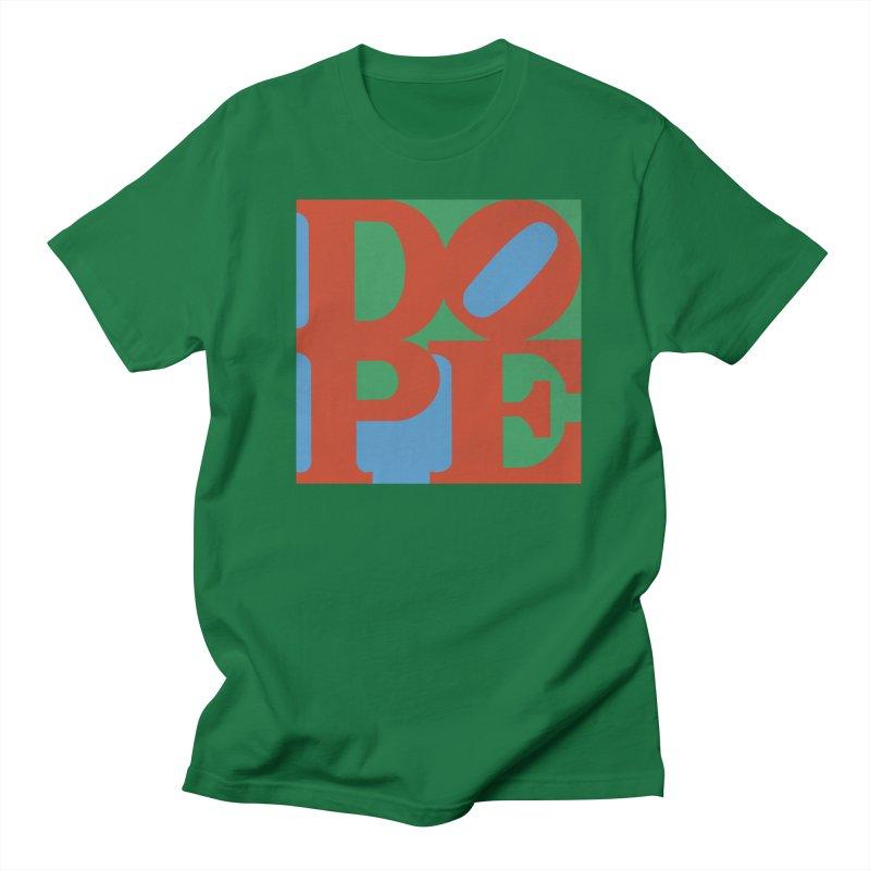 Dope Women's Regular Unisex T-Shirt by Rodrigobhz