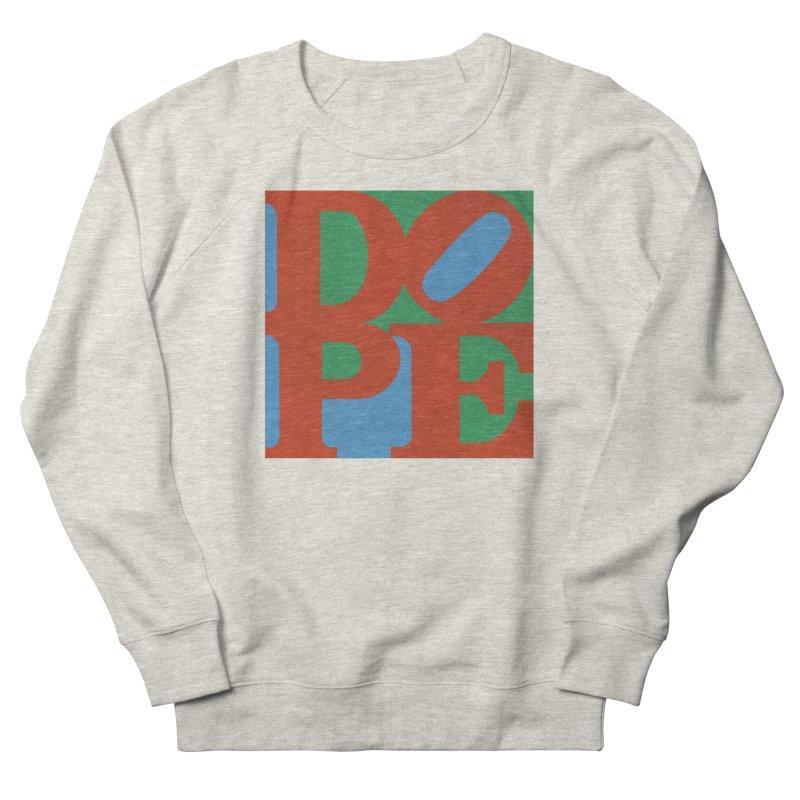 Dope Men's French Terry Sweatshirt by Rodrigobhz