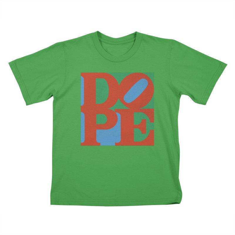 Dope Kids T-Shirt by Rodrigobhz