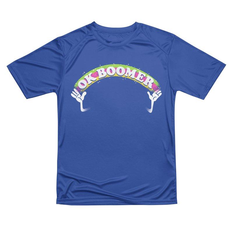 OK Boomer Women's Performance Unisex T-Shirt by Rodrigobhz