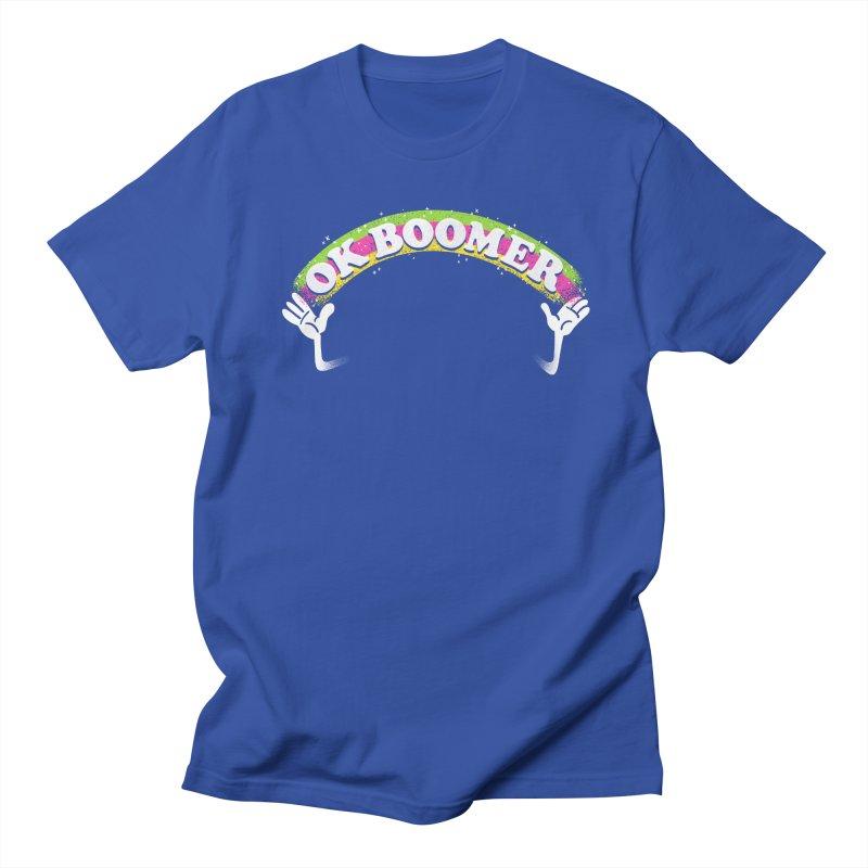 OK Boomer Women's Regular Unisex T-Shirt by Rodrigobhz