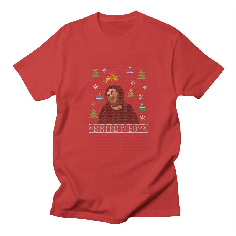 Ugly Jesus Sweater Women's T-Shirt by Rodrigobhz