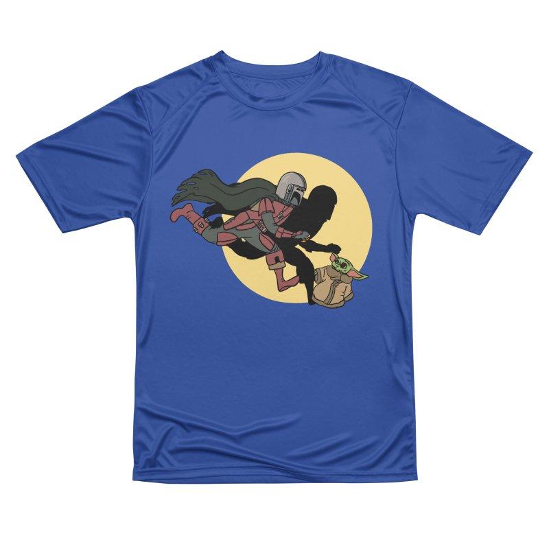 The Adventures of Mando Men's Performance T-Shirt by Rodrigobhz