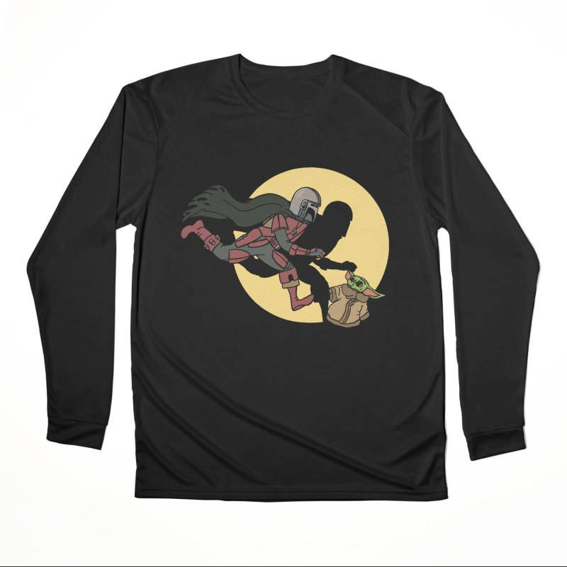 The Adventures of Mando Men's Performance Longsleeve T-Shirt by Rodrigobhz