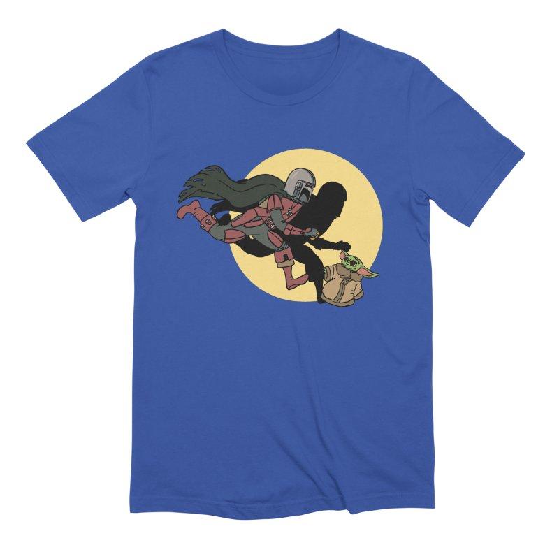The Adventures of Mando Men's Extra Soft T-Shirt by Rodrigobhz