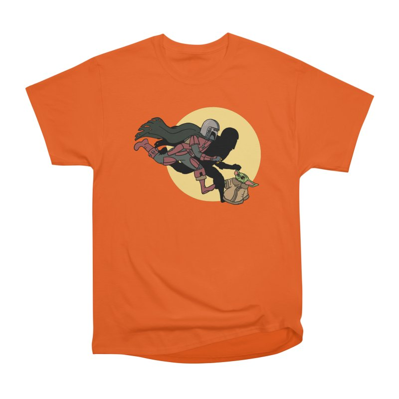 The Adventures of Mando Women's T-Shirt by Rodrigobhz