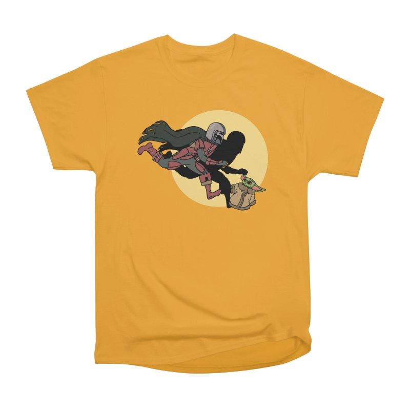 The Adventures of Mando Men's Heavyweight T-Shirt by Rodrigobhz