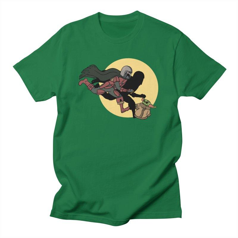 The Adventures of Mando Women's Regular Unisex T-Shirt by Rodrigobhz