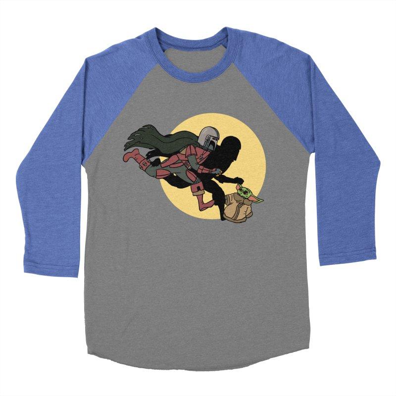 The Adventures of Mando Men's Baseball Triblend Longsleeve T-Shirt by Rodrigobhz