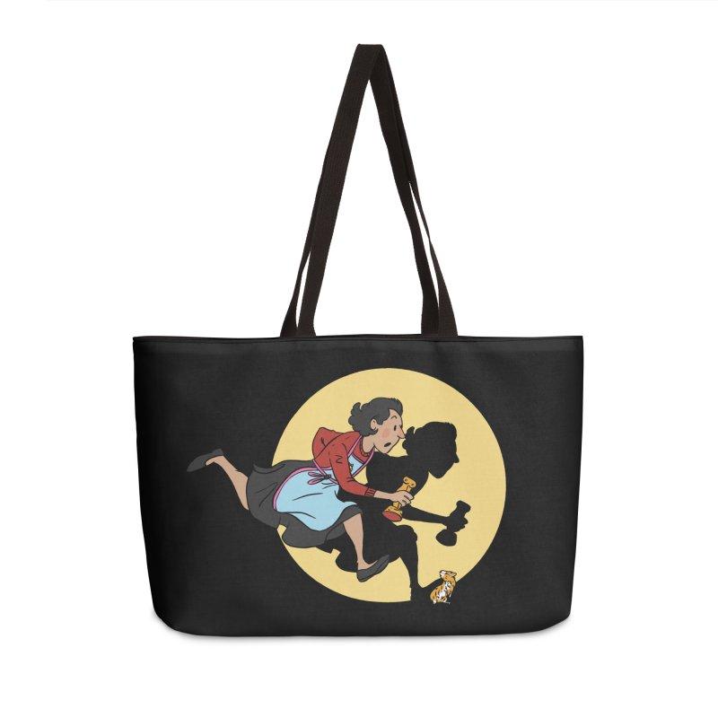 The Adventures of Fleabag Accessories Weekender Bag Bag by Rodrigobhz