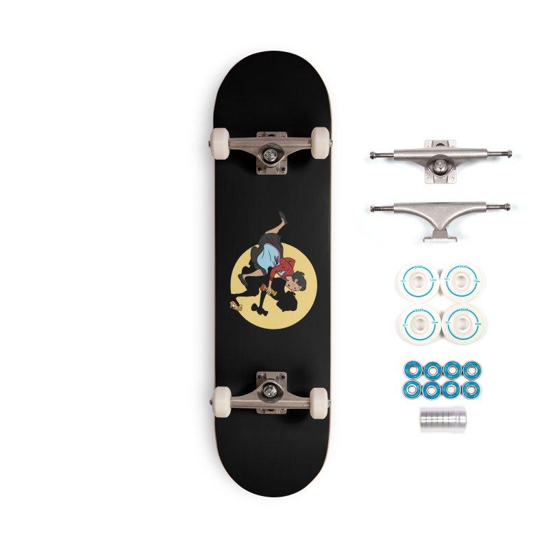 The Adventures of Fleabag Accessories Complete - Basic Skateboard by Rodrigobhz