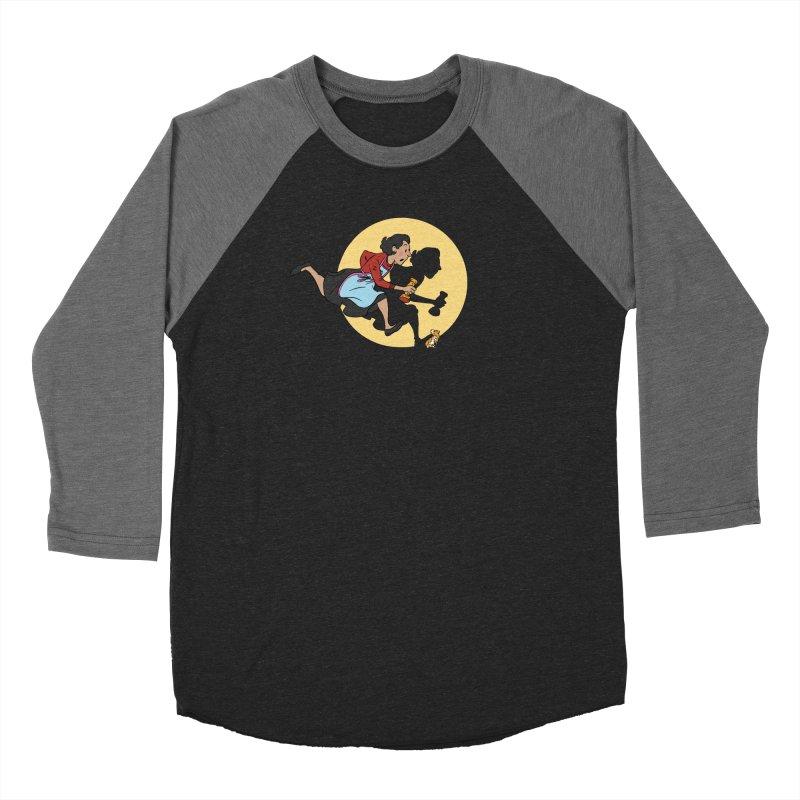 The Adventures of Fleabag Men's Baseball Triblend Longsleeve T-Shirt by Rodrigobhz