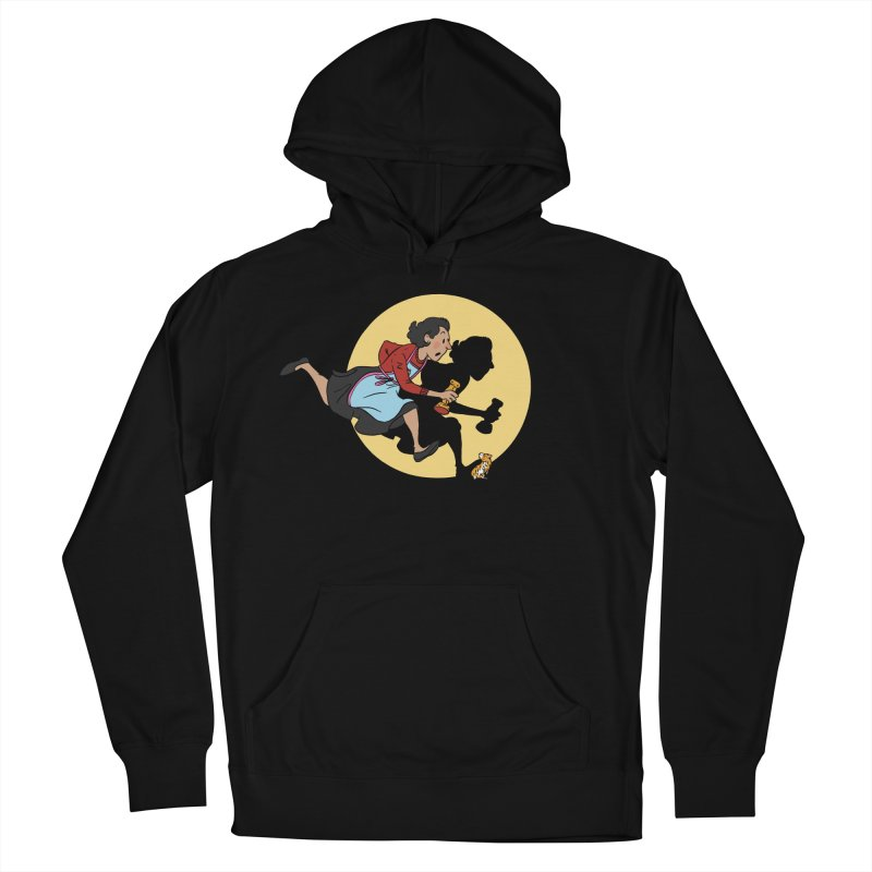 The Adventures of Fleabag Men's French Terry Pullover Hoody by Rodrigobhz