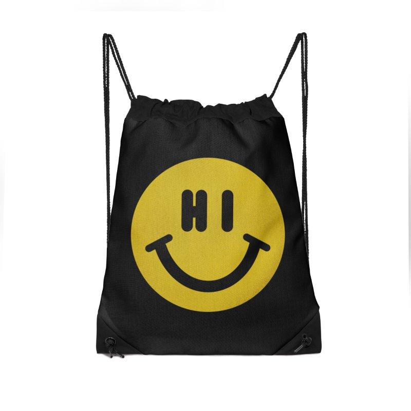 Hi Accessories Drawstring Bag Bag by Rodrigobhz