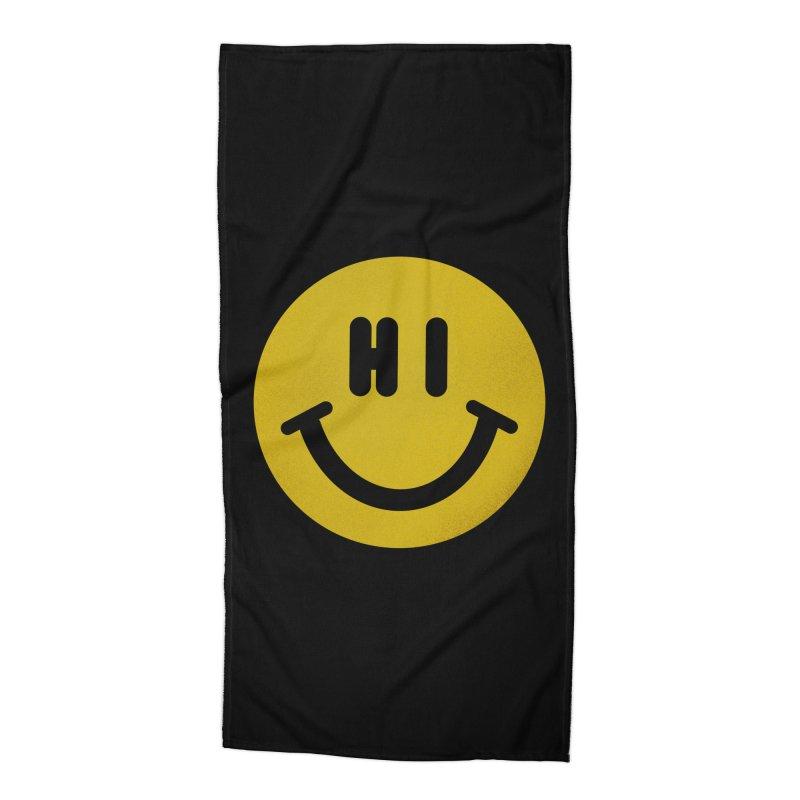 Hi Accessories Beach Towel by Rodrigobhz
