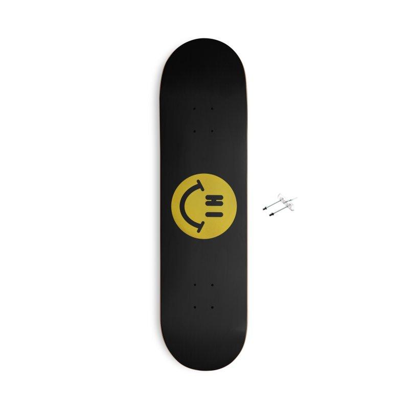 Hi Accessories With Hanging Hardware Skateboard by Rodrigobhz