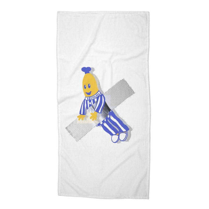 Art Accessories Beach Towel by Rodrigobhz