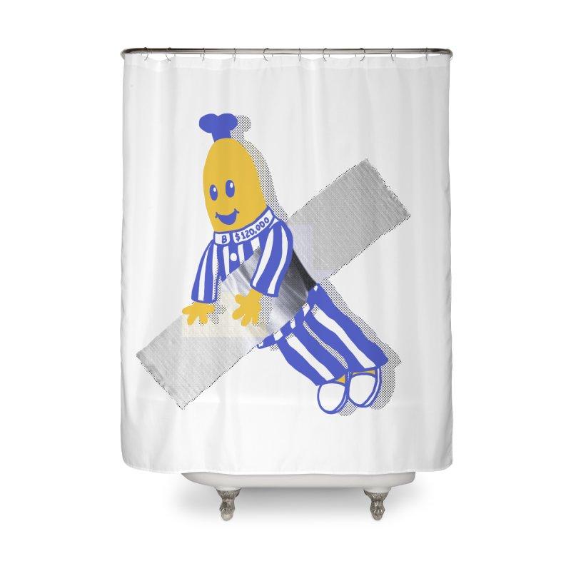 Art Home Shower Curtain by Rodrigobhz