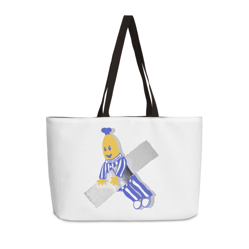 Art Accessories Weekender Bag Bag by Rodrigobhz