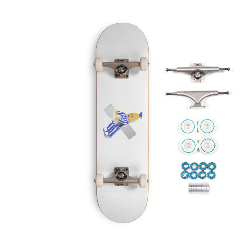 Art Accessories Complete - Basic Skateboard by Rodrigobhz