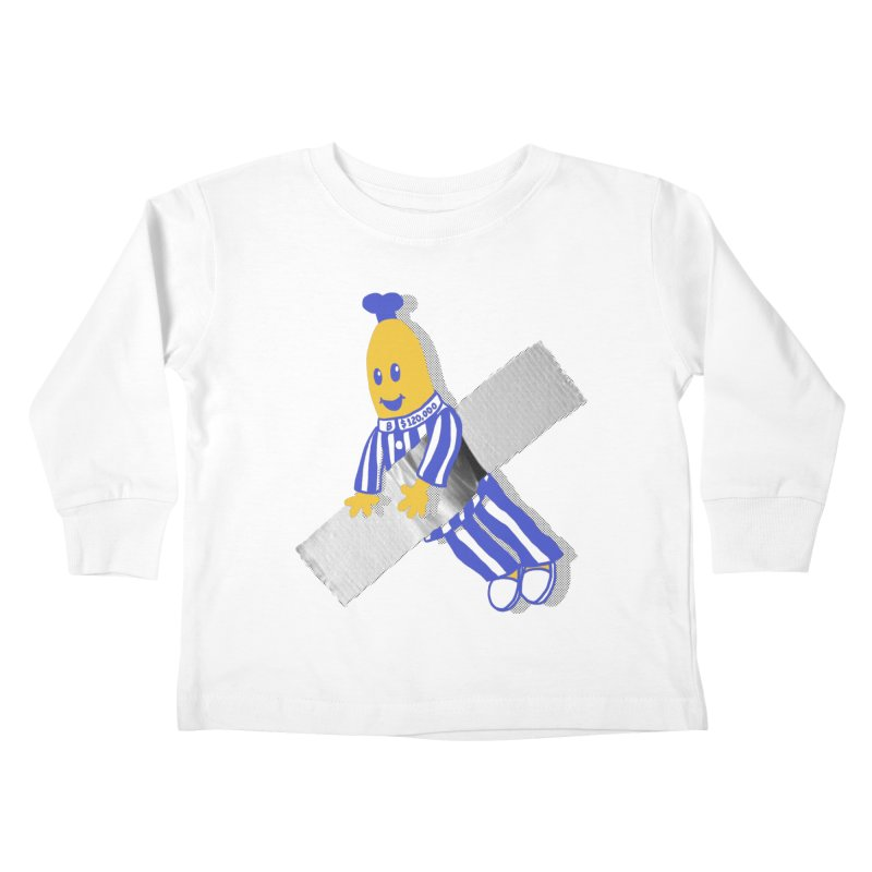 Art Kids Toddler Longsleeve T-Shirt by Rodrigobhz