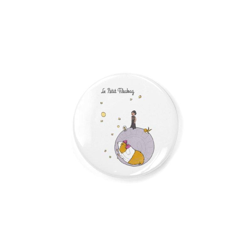 Le Petit Fleabag Accessories Button by Rodrigobhz