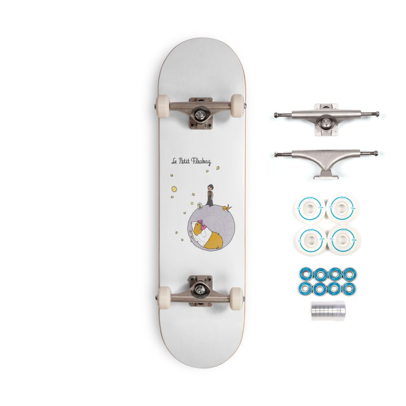 Le Petit Fleabag Accessories Complete - Basic Skateboard by Rodrigobhz