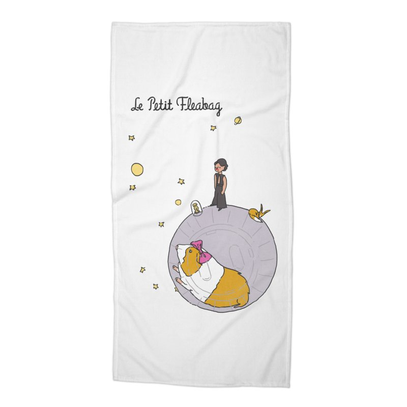 Le Petit Fleabag Accessories Beach Towel by Rodrigobhz