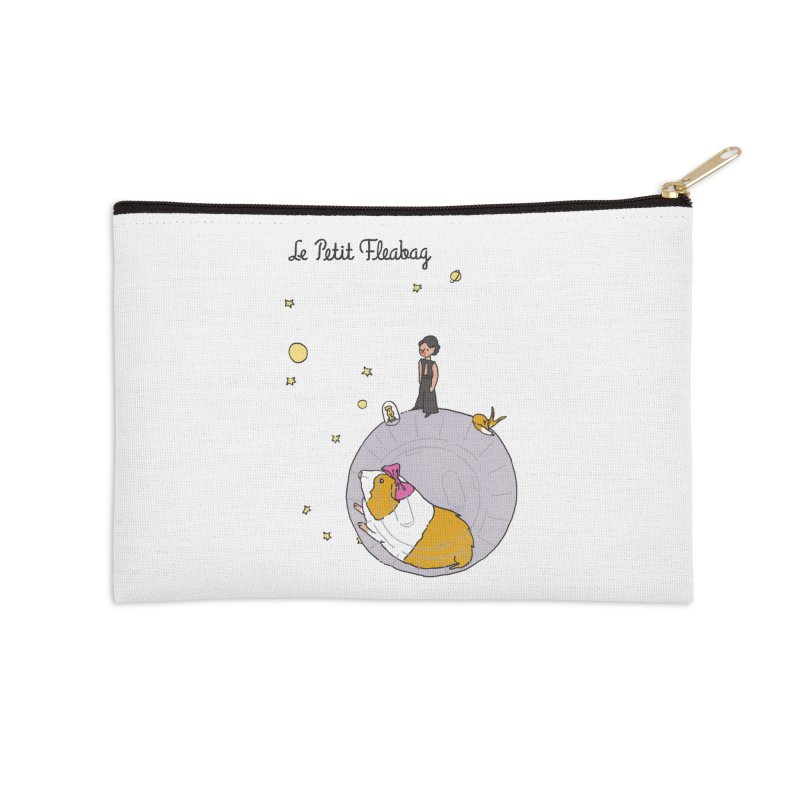 Le Petit Fleabag Accessories Zip Pouch by Rodrigobhz