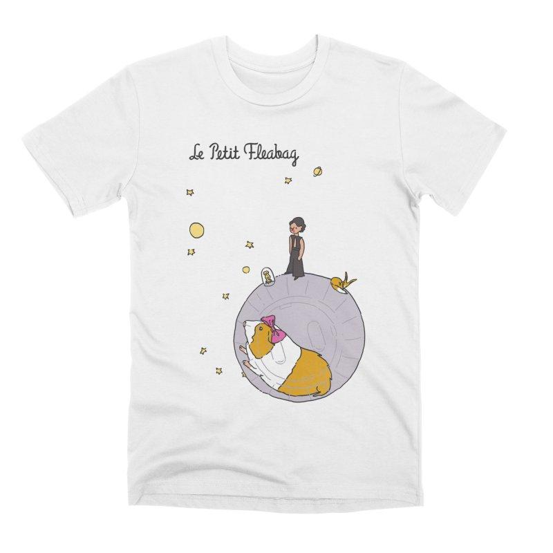 Le Petit Fleabag Men's Premium T-Shirt by Rodrigobhz