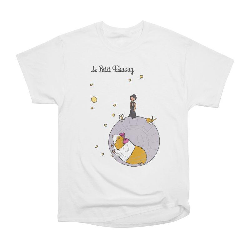 Le Petit Fleabag Women's Heavyweight Unisex T-Shirt by Rodrigobhz