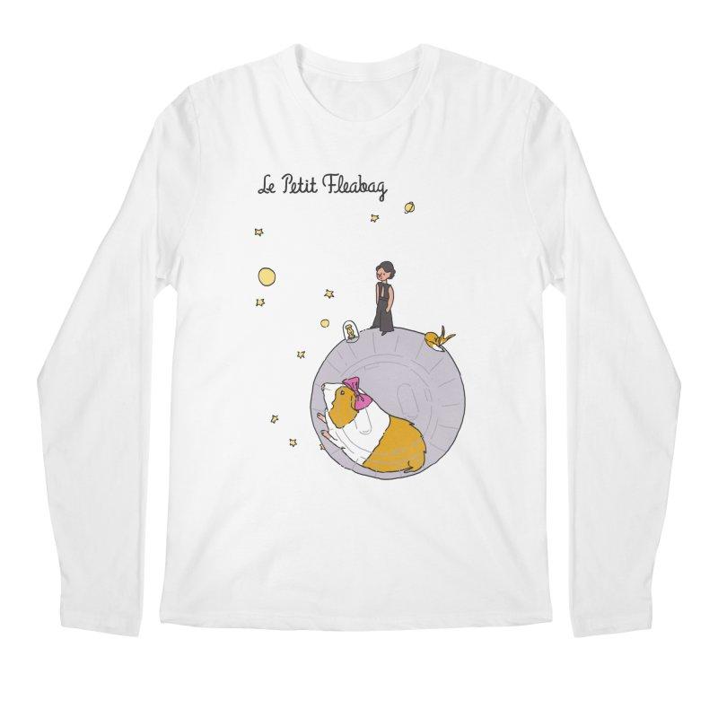 Le Petit Fleabag Men's Regular Longsleeve T-Shirt by Rodrigobhz