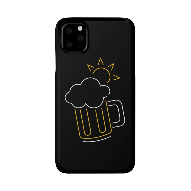 Sunny beer Accessories Phone Case by Rodrigobhz