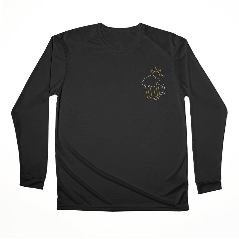 Sunny beer Women's Performance Unisex Longsleeve T-Shirt by Rodrigobhz