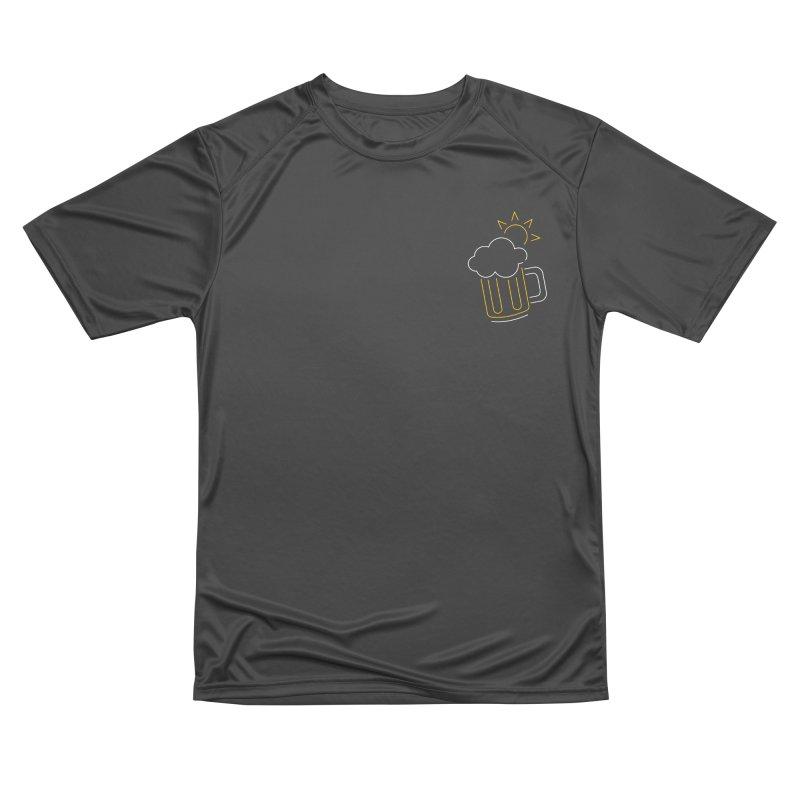 Sunny beer Men's Performance T-Shirt by Rodrigobhz