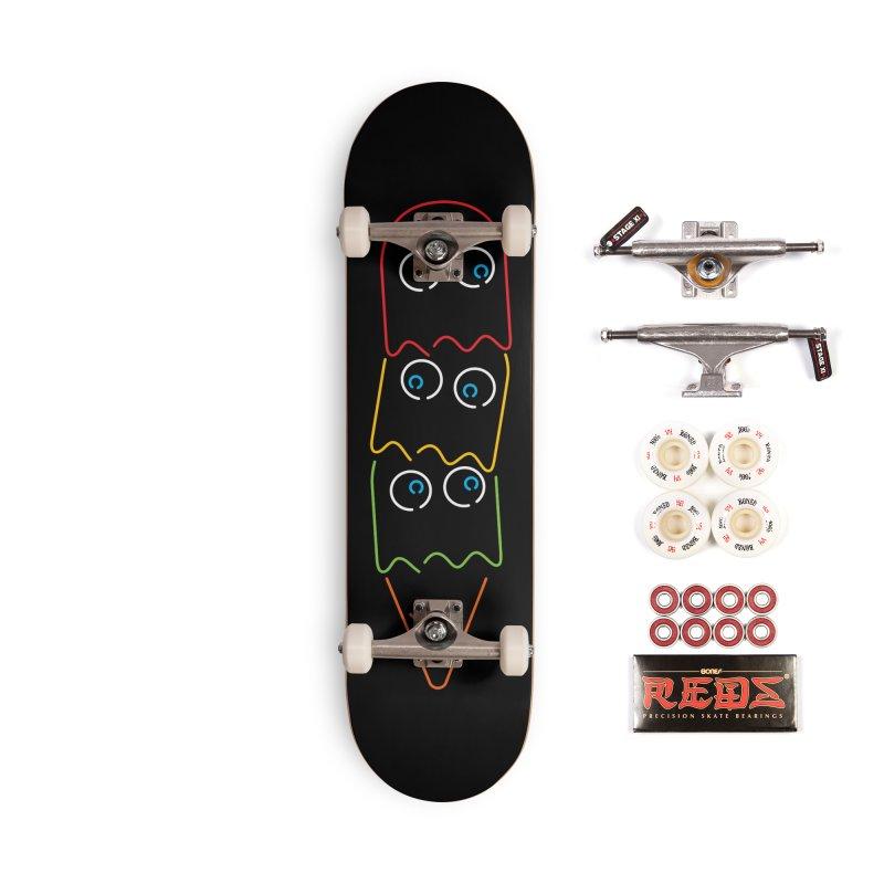 Yummy! Accessories Complete - Pro Skateboard by Rodrigobhz