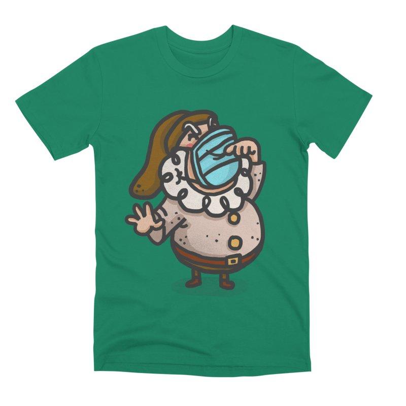 Quarantine Men's Premium T-Shirt by Rodrigobhz