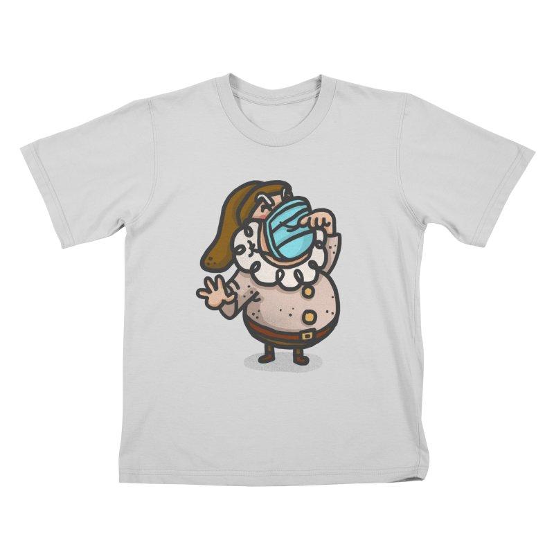 Quarantine Kids T-Shirt by Rodrigobhz