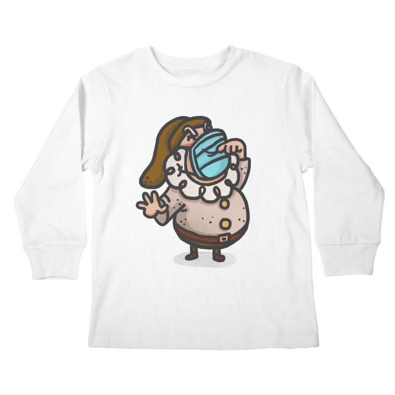 Quarantine Kids Longsleeve T-Shirt by Rodrigobhz