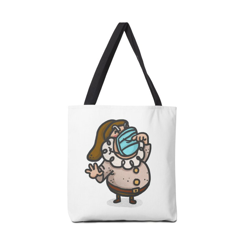 Quarantine Accessories Tote Bag Bag by Rodrigobhz