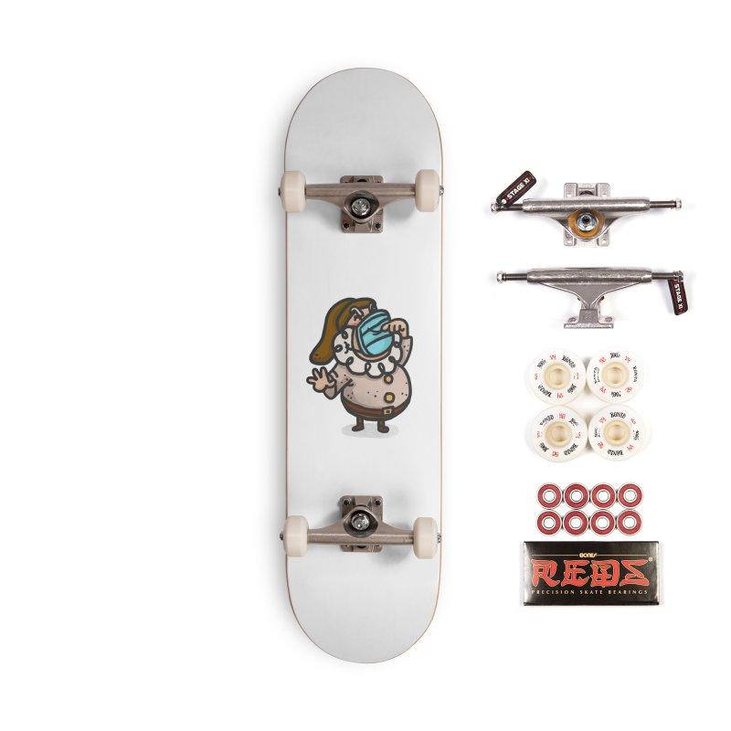 Quarantine Accessories Complete - Pro Skateboard by Rodrigobhz
