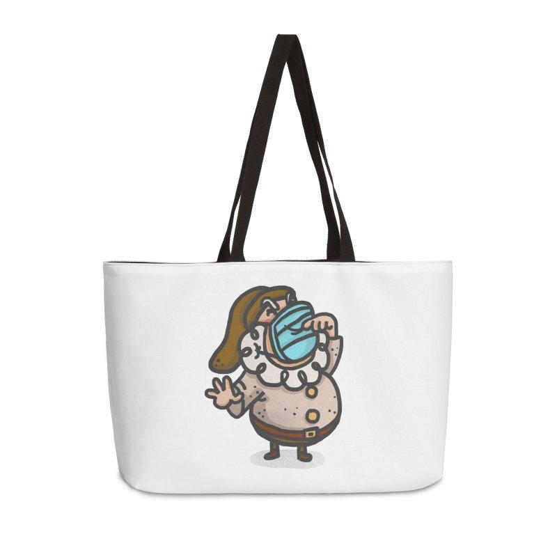 Quarantine Accessories Weekender Bag Bag by Rodrigobhz