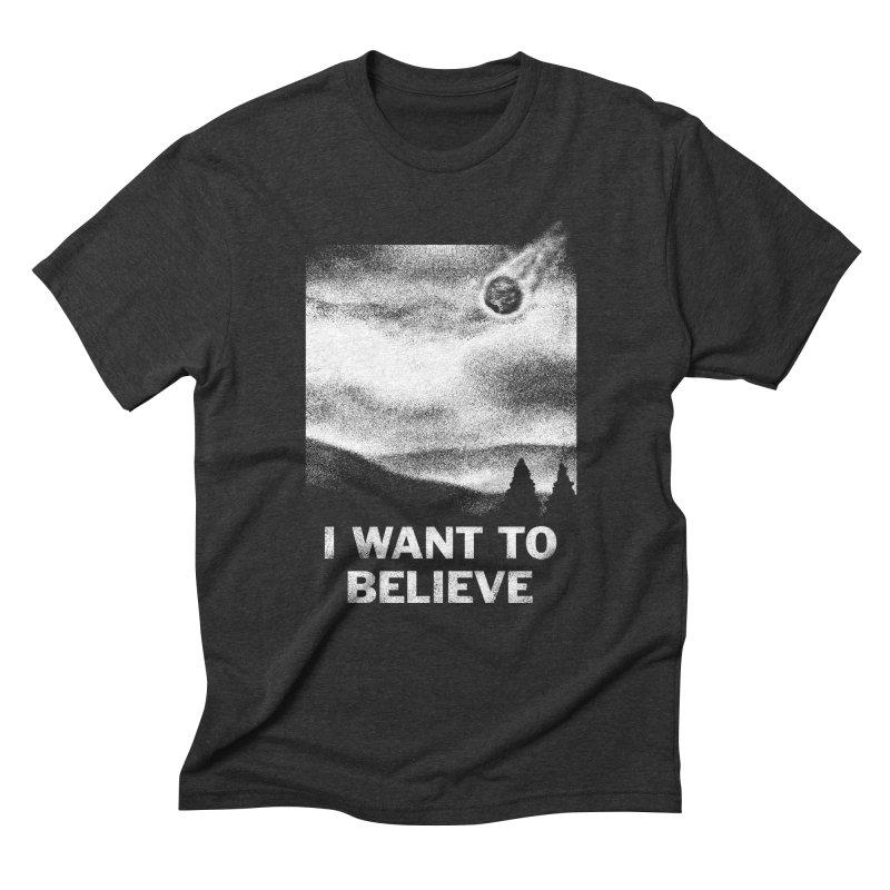 Please Men's Triblend T-shirt by Rodrigobhz