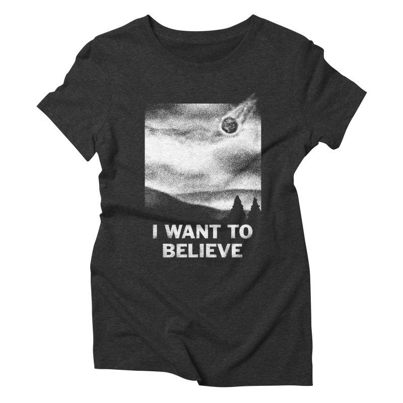 Please Women's Triblend T-shirt by Rodrigobhz