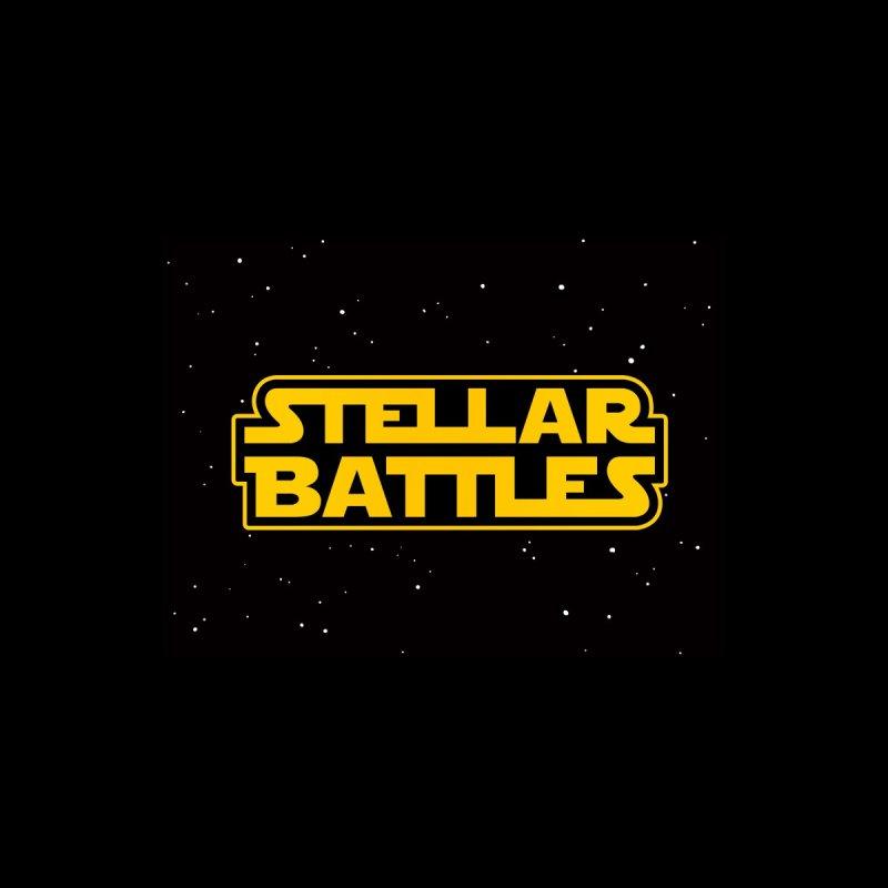 Stellar Battles Accessories Face Mask by Rodrigobhz