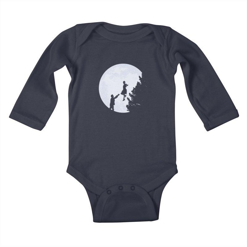 L.A. Kids Baby Longsleeve Bodysuit by Rodrigobhz