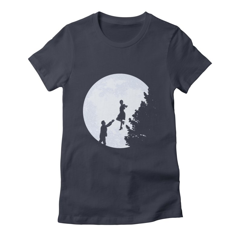 L.A. Women's Fitted T-Shirt by Rodrigobhz